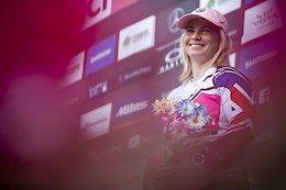 Suntour Congratulates Tracey Hannah on Winning the 2019 UCI Elite Women DH Overall