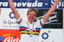 Rockwell, Rusch, Westerlund & Neenan to be Inducted into Mountain Bike Hall of Fame