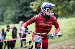 Gee Atherton Airlifted to Hospital After a Crash While Filming