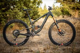 Win a Santa Cruz Megatower with Ten for Trails