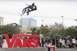 Video: Huge Bowl Lines at the Vans Pro Cup BMX Comp