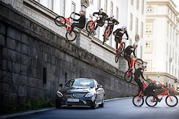 Must Watch: Fabio Wibmer Raises the Bar for Street Trials
