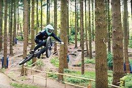 Video: Blind Mountain Biker Sends Big Gaps