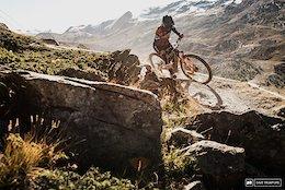 Video: Jesse Melamed POV Stage 2 - EWS Zermatt 2019