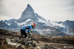 Race Day Photo Epic: The Winners' Circle - EWS Zermatt 2019