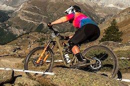 Spotted: New Ibis Enduro Bike at EWS Zermatt