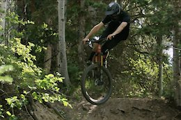 Video: Sun Rise to Sun Set in the Bike Park on Labor Day