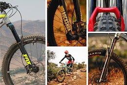 4 Affordable Trail Bike Forks Ridden & Rated
