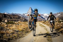 Video: GT Factory Racing go for Broke at EWS Zermatt - Spoke Tales