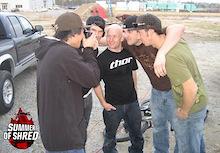 Summer of Shred 2008 with Phil Sundbaum.