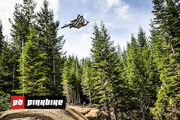 Video: The Unofficial Pinkbike Hip High Jump in Whistler with Dylan Stark, Jackson Goldstone, Ryan Howard, & More