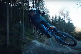 Video: Super-Close Drone Filming at Wales' Revolution Bike Park