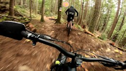 Video: Remy Metailler Previews Pamplemousse, Squamish's Newest Trail