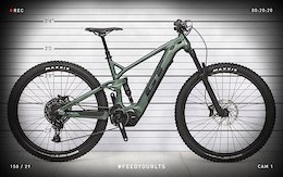 GT Releases New Force GT-E eMTB