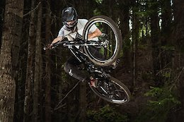 Video: Glenn King Does Big Tricks On His Trail Bike in 'Back in Business'