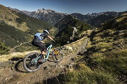 Video: The Orbea Team Tackle the High Pyrenees in the Trans Nomad