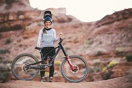 6 DH Bikes & 6 Instagrams from Formation - Women's Freeride Progression Sessions