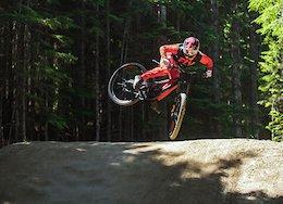 Video: Josh Gibb Rides Whistler Raw