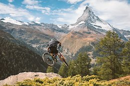 Video: The Orbea Enduro Team Takes on EWS Zermatt and the Trophy of Nations