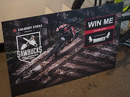 Winner announced for Calgary Cycle X Devinci Giveaway 2019