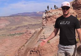 Video: Matt Jones Checks Out the Rampage Site