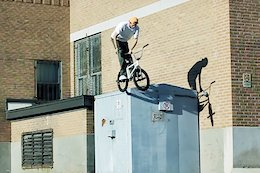 Video: Techy Tricks and Big Drops From a BMX Rider Who Lost His Leg to Bone Cancer