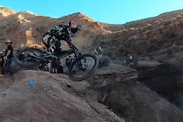 Video: Rampage Practice Day 1 with Semenuk, Rheeder, Lacondeguy, & More