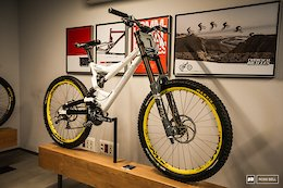The Evolution of the Commencal Supreme