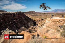 Inside (Outside) The Tape: Red Bull Rampage 2019