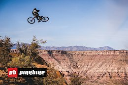 Video: Final Practice Hits at Red Bull Rampage 2019