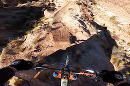 Video: Brendan Fairclough's Rampage POV
