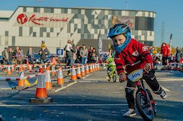 Race Report: The First Ever GT Bicycles Balance Bike Cup