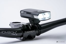 10 of the Best Handlebar Mounted Bike Lights Ridden & Rated