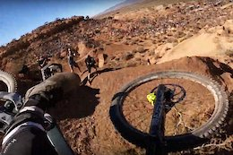Video: Ethan Nell's Red Bull Rampage POV