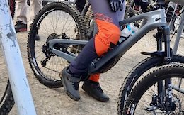 Spotted: Prototype Cannondale Enduro Bike