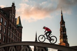 Video: Chasing Fabio Wibmer Through Germany with a Racing Drone  in 'Follow Fabio'