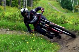 Video: 15 Year Old Slays Bike Park in Bromont