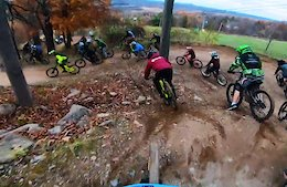 Video: Last Lap Carnage at the Mountain Creek Bike Park