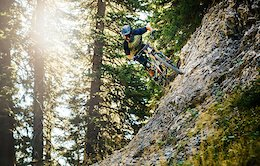 Video: Bikepark Laps with David Erstling and Markus Walk