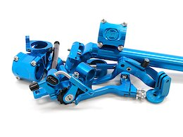 Paul Components Releases Limited Run of Blue Anodized Components