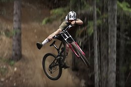 Video: Remy Morton Cruises Through Whistler's Jumps