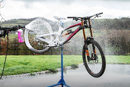 Muc-Off's Bike-Specific Pressure Washer Now Available in USA
