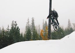 Video: Dylan Siggers Shreds Leaf and Snow Covered Trails in BC
