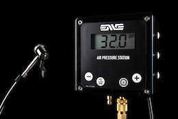 Enve's Air Pressure Station Will Inflate Your Tires to the Perfect Pressure... for $750