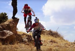 Video: Raw 100 with Matt Jones and Rob Warner in Kenya