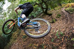 Video: Bernard Kerr Blows Off Steam on a Limited Edition Pivot Trail 429 Enduro Build