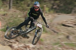 Video: Keegan Wright Takes Gold at the New Zealand Downhill Series Round 3