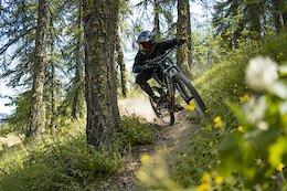 Video: Maxime Peythieu Styles Through Serre Chevalier Bike Park's Flowy Trails