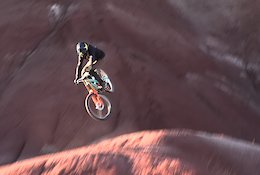 Video: Steep Chutes and Huge Crashes with Cam McCaul