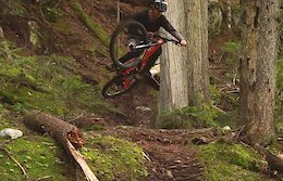 Video: Frosty November Laps in British Columbia